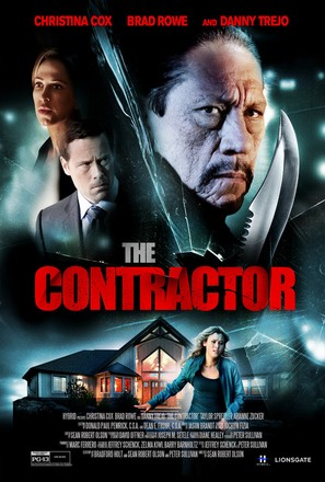 The Contractor - Movie Poster (thumbnail)