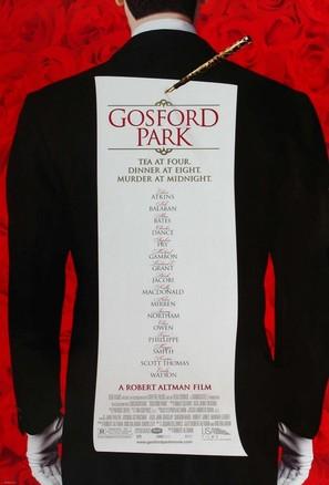 Gosford Park - Movie Poster (thumbnail)
