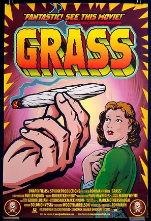 Grass - Movie Poster (thumbnail)
