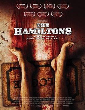 The Hamiltons - Movie Poster (thumbnail)