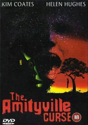 The Amityville Curse - British Movie Cover (thumbnail)