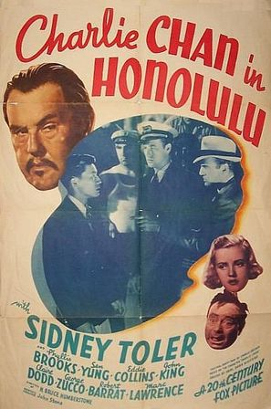 Charlie Chan in Honolulu - Movie Poster (thumbnail)