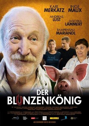 Der Blunzenkönig - Austrian Movie Poster (thumbnail)