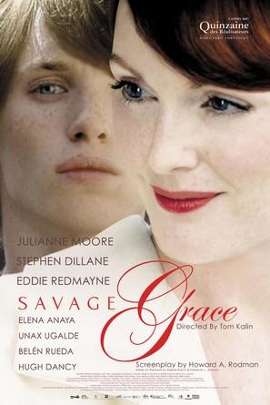 Savage Grace - Movie Poster (thumbnail)