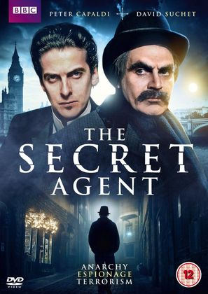 """The Secret Agent"" - British Movie Cover (thumbnail)"