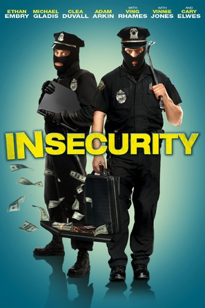 In Security - DVD movie cover (thumbnail)