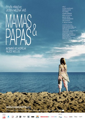 Mamas & Papas - Czech Movie Poster (thumbnail)