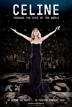 Celine: Through the Eyes of the World - Movie Poster (thumbnail)
