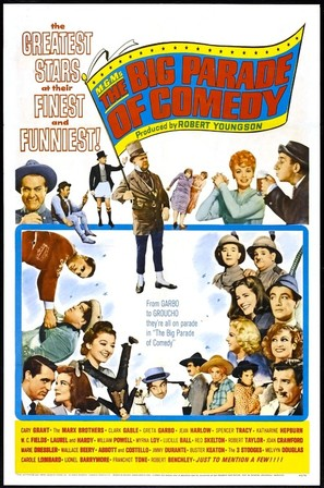 The Big Parade of Comedy - Movie Poster (thumbnail)