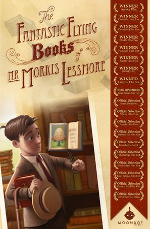 The Fantastic Flying Books of Mr. Morris Lessmore - Movie Poster (thumbnail)