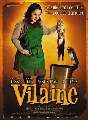 Vilaine - French Movie Poster (thumbnail)