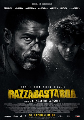 Razza bastarda - Italian Movie Poster (thumbnail)