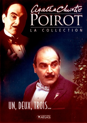 """Poirot"" - French DVD movie cover (thumbnail)"