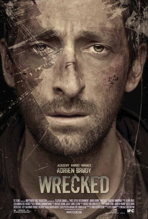 Wrecked - Movie Poster (thumbnail)
