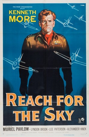 Reach for the Sky - Movie Poster (thumbnail)