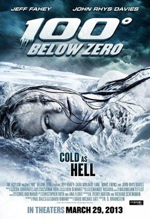 100 Degrees Below Zero - Movie Poster (thumbnail)