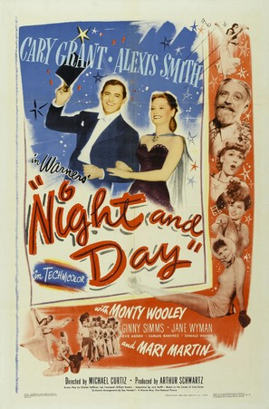 Night and Day - Movie Poster (thumbnail)