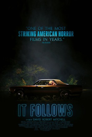 It Follows - Movie Poster (thumbnail)