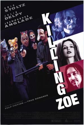 Killing Zoe - Movie Poster (thumbnail)