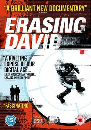Erasing David - British Movie Cover (thumbnail)