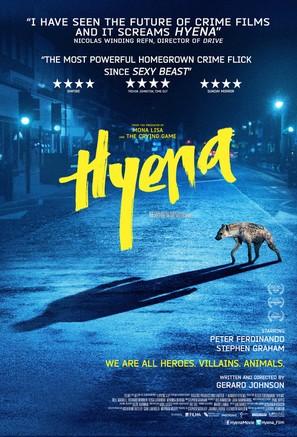 Hyena - British Movie Poster (thumbnail)