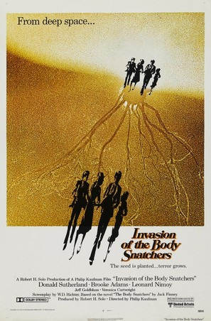 Invasion of the Body Snatchers - Movie Poster (thumbnail)