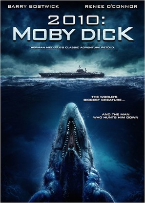 2010: Moby Dick - DVD cover (thumbnail)