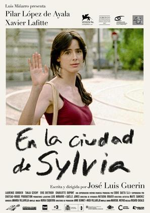 En la ciudad de Sylvia - Spanish Movie Poster (thumbnail)