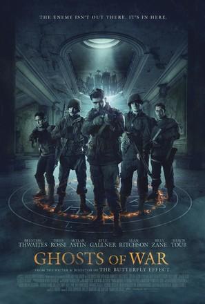 Ghosts of War - British Movie Poster (thumbnail)