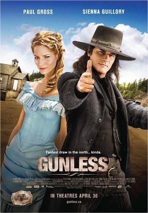 Gunless - Canadian Movie Poster (thumbnail)