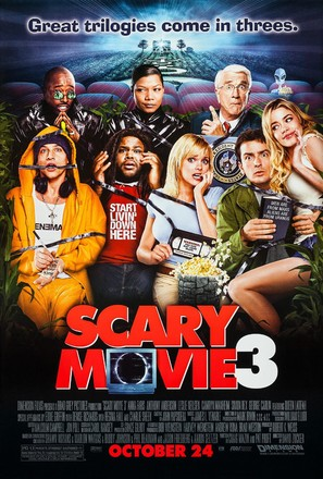 Scary Movie 3 - Movie Poster (thumbnail)