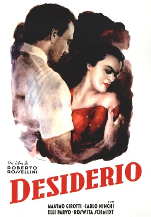 Desiderio - Italian Movie Poster (thumbnail)