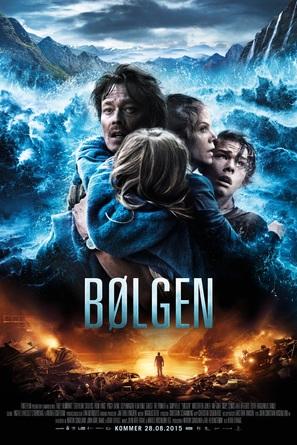 Bølgen - Norwegian Movie Poster (thumbnail)