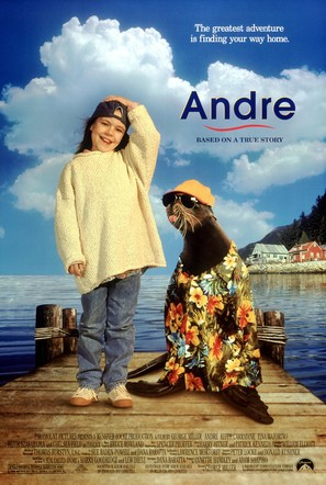 Andre - Theatrical movie poster (thumbnail)