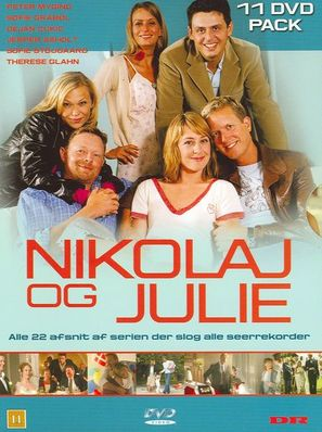 """Nikolaj og Julie"" - Danish DVD cover (thumbnail)"