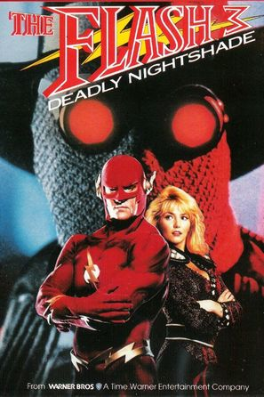Flash III: Deadly Nightshade - VHS movie cover (thumbnail)