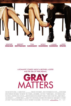Gray Matters - Movie Poster (thumbnail)