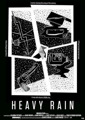 Heavy Rain - Movie Poster (thumbnail)