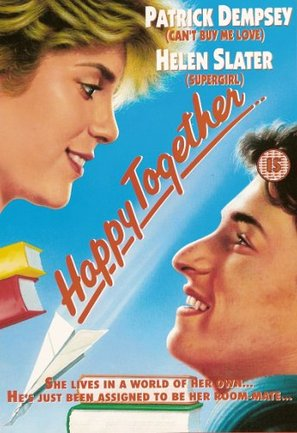 Happy Together - British DVD movie cover (thumbnail)