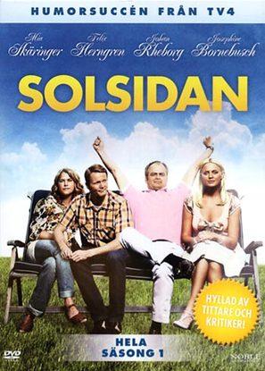 """Solsidan"" - Swedish DVD movie cover (thumbnail)"