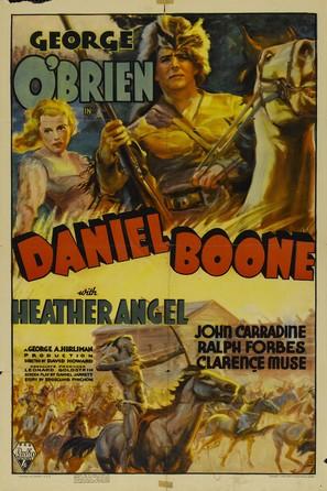Daniel Boone - Movie Poster (thumbnail)
