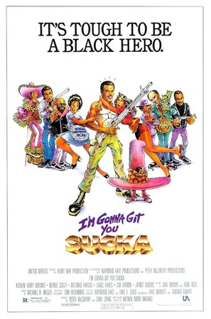 I'm Gonna Git You, Sucka - Movie Poster (thumbnail)