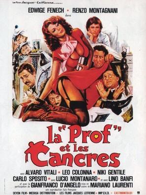 L'insegnante va in collegio - French Movie Poster (thumbnail)