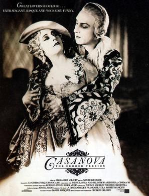 Casanova - Re-release poster (thumbnail)