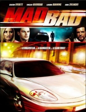 Mad Bad - DVD cover (thumbnail)