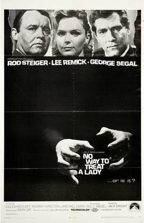 No Way to Treat a Lady - Movie Poster (thumbnail)