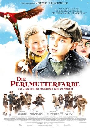 Perlmutterfarbe, Die - German Movie Poster (thumbnail)