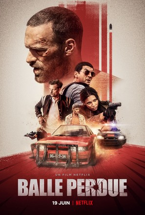 Balle perdue (2020) French movie lost bullet netflix