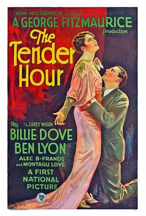 The Tender Hour - Movie Poster (thumbnail)