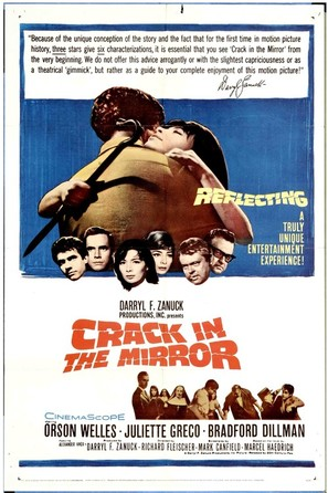 Crack in the Mirror - Movie Poster (thumbnail)